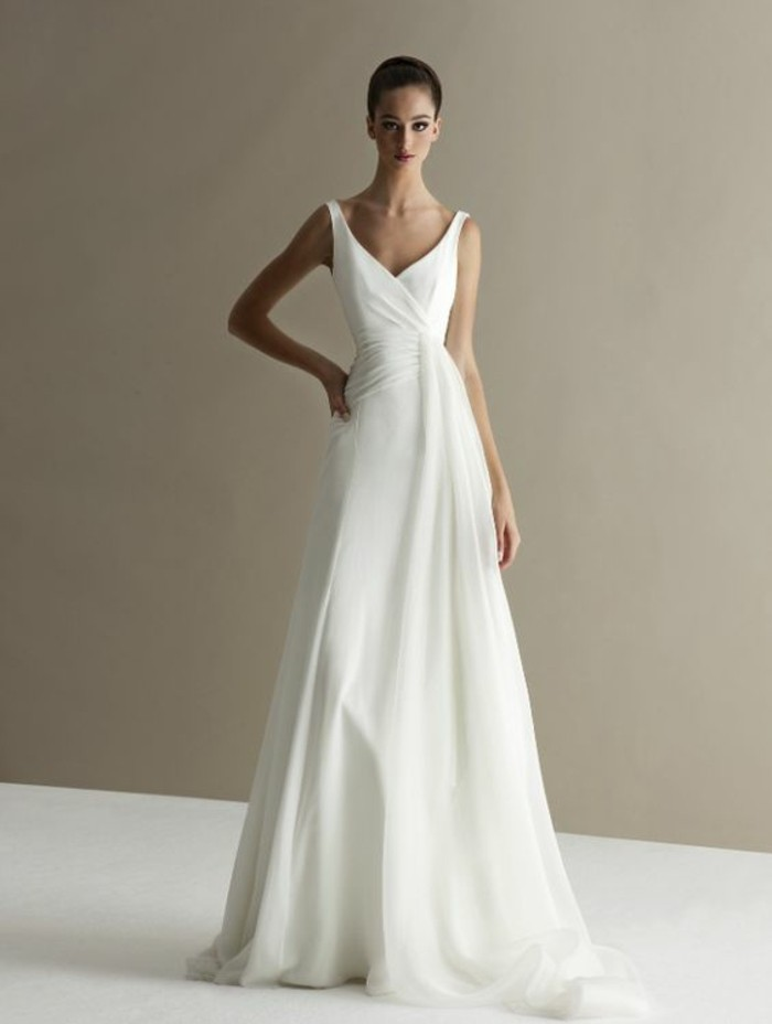 formidable-robe-de-marie-simple-elegance-magnifique-idee-simple