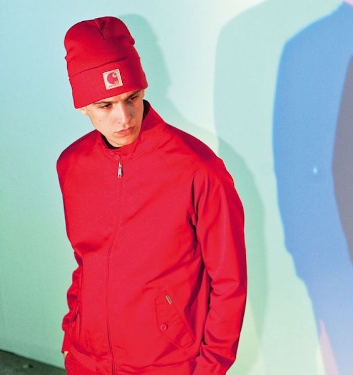 hipster-homme-carhartt-bonnet-rouge-style-idee-photo