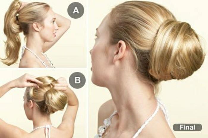 idee-de-coiffure-simple-cheveux-longs-chignon