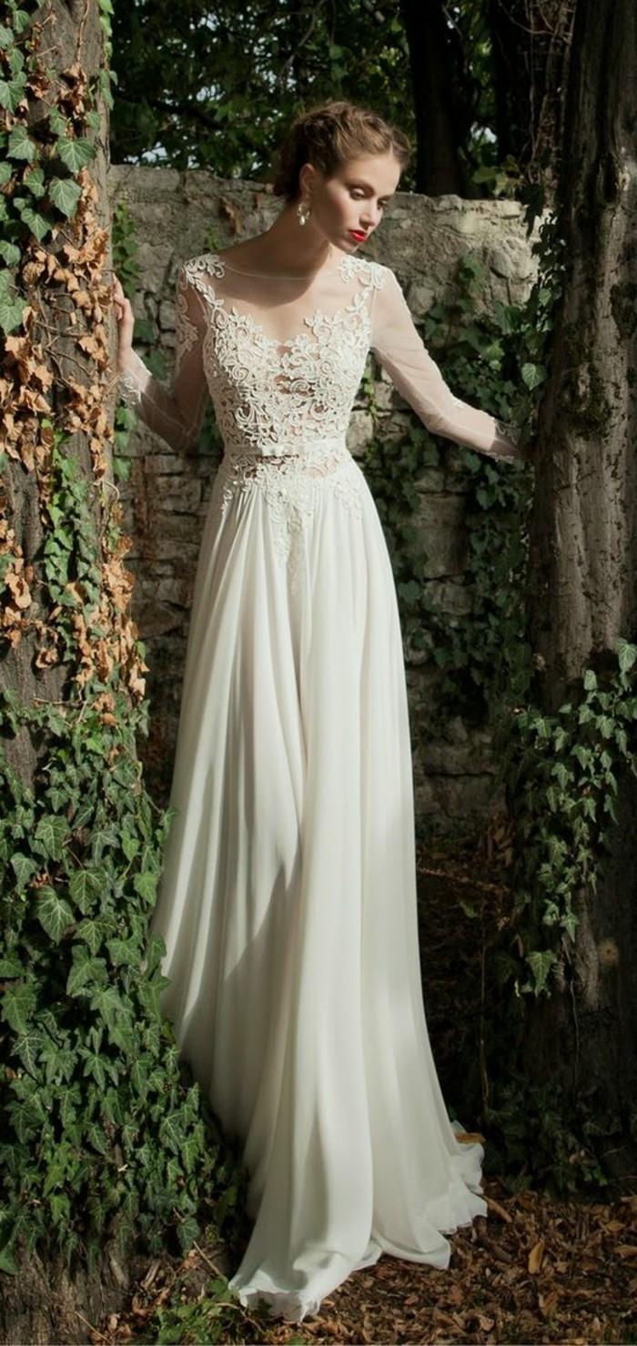 idee-quelle-robe-de-mariee-avec-manche-dentelle-jolie