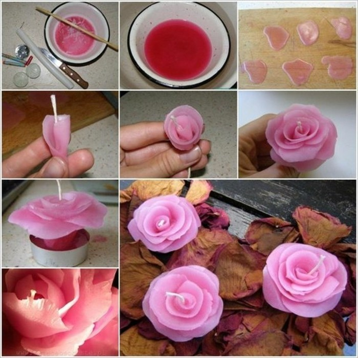 idee-diy-interessante-pour-fabriquer-des-bougies-en-forme-de-roses-comment-faire-une-bougie