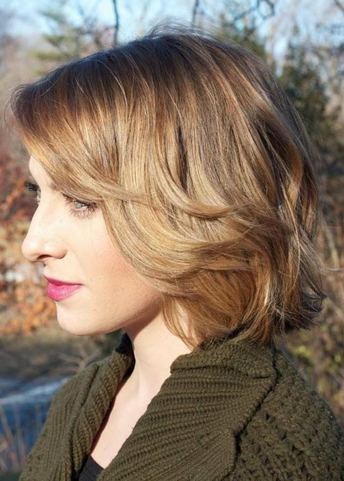 Le carré dégradé - 85 photos pour trouver la meilleure coupe de cheveux