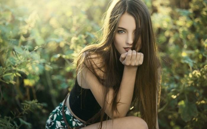 la-coupe-de-cheveux-femme-long-2016-tendances-vert-autour