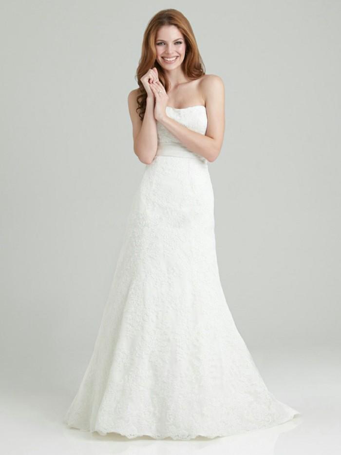 les-robe-de-mariee-simple-et-pas-cher-mariage-belle-mariee