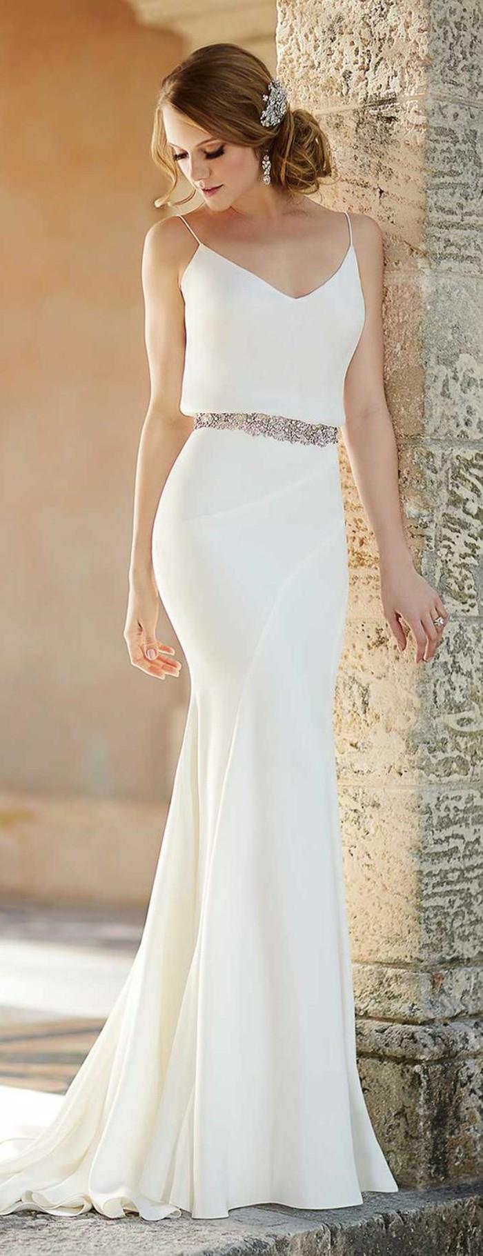 les-robe-de-mariee-simple-et-pas-cher-mariage-magnifique