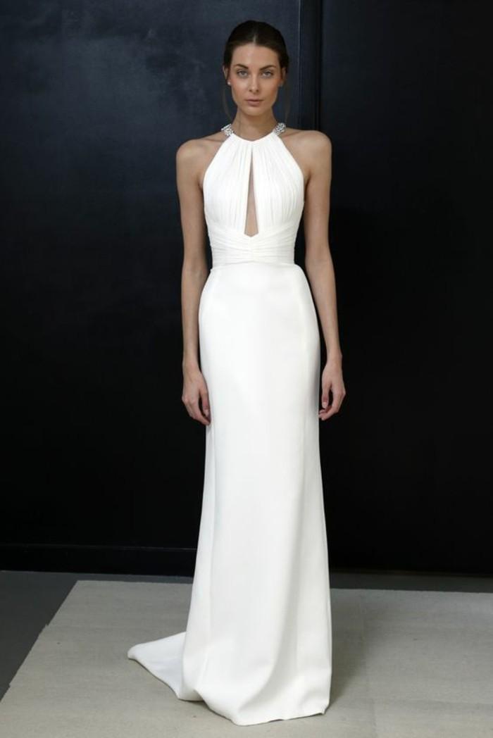 les-robe-de-mariee-simple-et-pas-cher-mariage-silhouette-a-greque