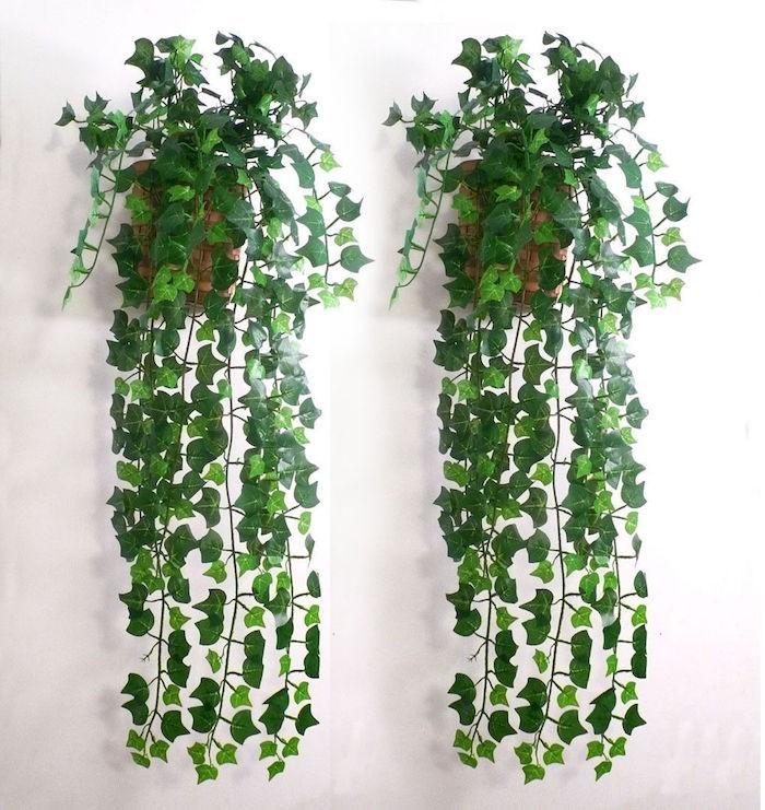 Plante artificielle de faux v g taux plus vrais que nature for Fausse plante verte interieur