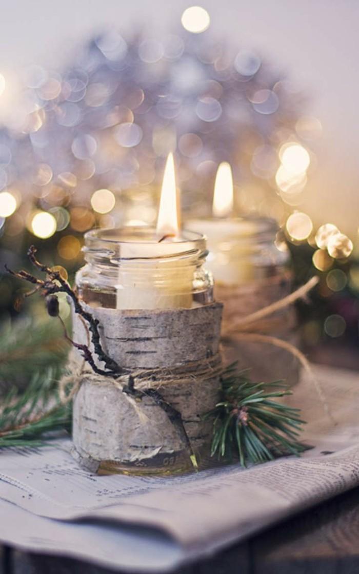 lumiere-de-noel-guirlande-lumineuse-noel-feter-bougies