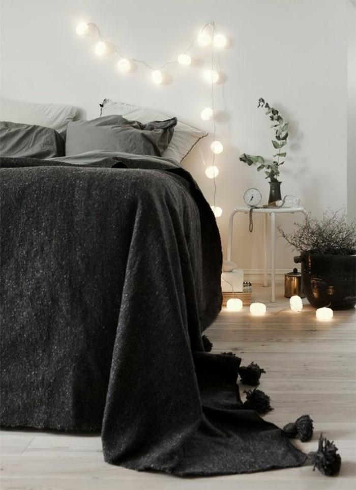 lumiere-de-noel-guirlande-lumineuse-noel-feter-votre-chambre