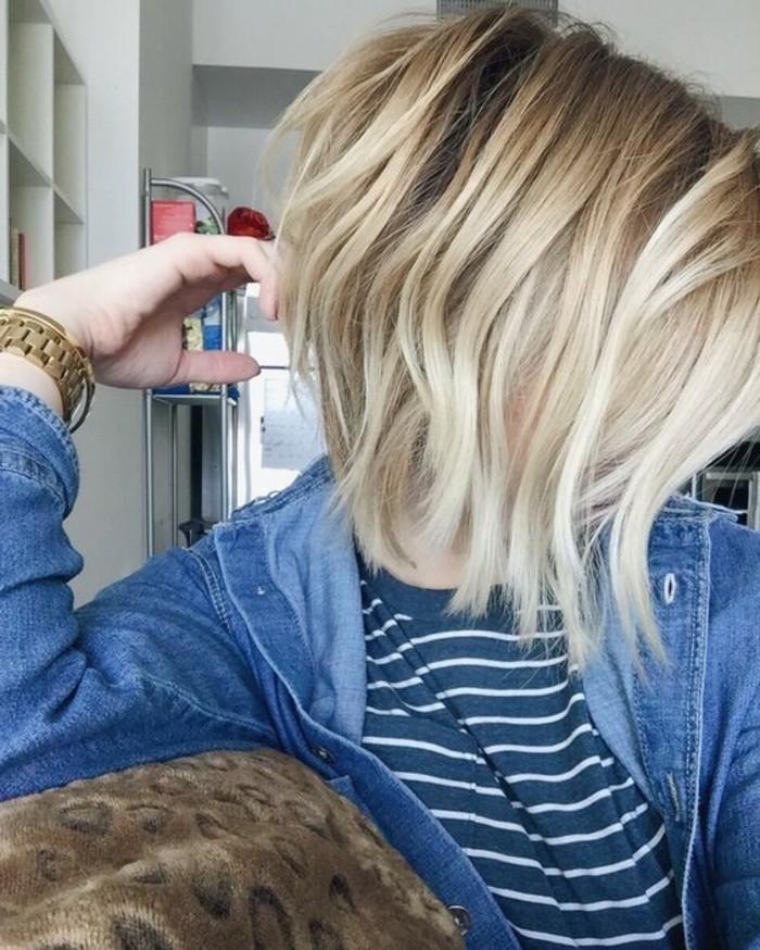 magnifique-coupe-de-cheveux-court-femme-chemise