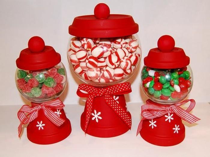 Decoration Original Bonbons De Noel