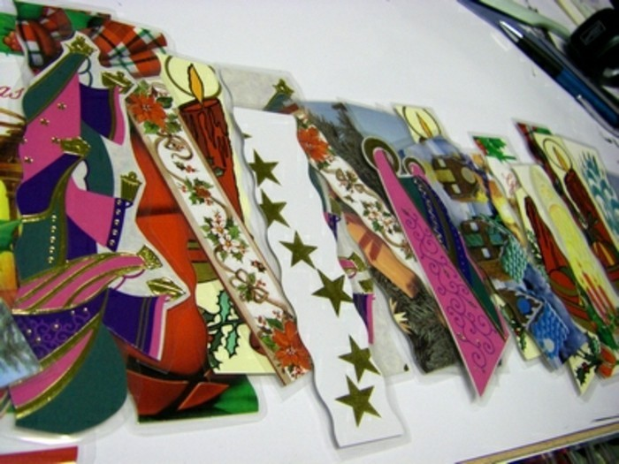 marque-pages-decores-pour-la-fete-de-noel-idee-de-cadeau-de-noel-diy-geniale