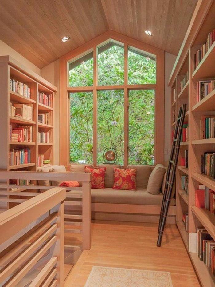 meuble-bibliotheque-banquette-sous-la-fenetre