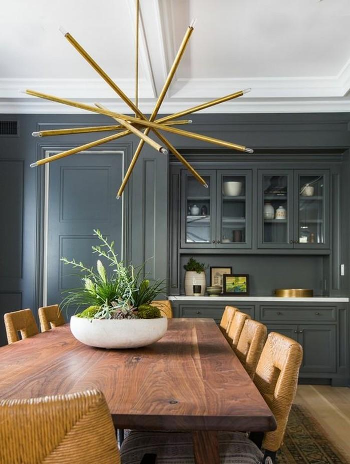 Quels meubles de salle manger pour personnaliser son - Tres grande table de salle a manger ...