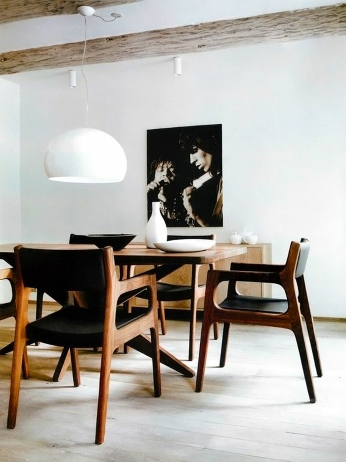 meubles-de-salle-a-manger-salle-a-manger-elegante-en-noir-et-marron