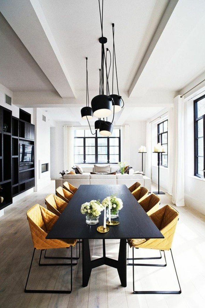 Quels meubles de salle manger pour personnaliser son for Salle a manger kitea 2016