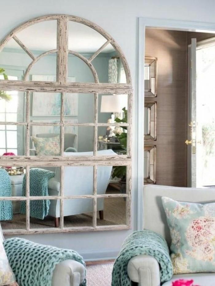 miroir-mural-grande-taille-miroir-fenetre-sofa-bleu-clair