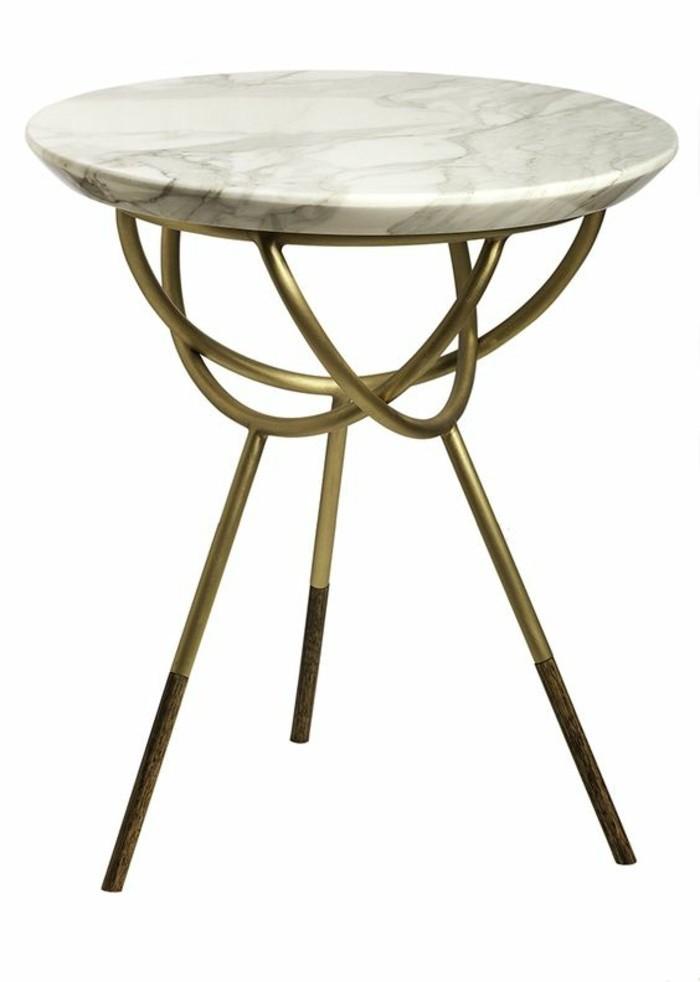 mobilier-en-marbre-pour-votre-salon-table-basse-dappoint-pietement-en-cuivre