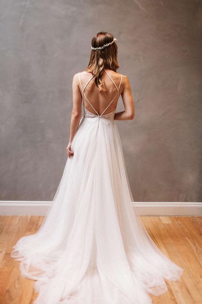 La robe de mari e simple et l gante 70 photos pour for Wedding dress shops reading