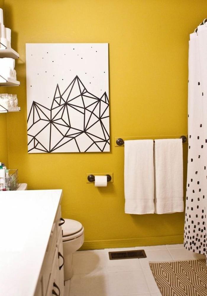 Peinture Chambre Jaune Moutarde – Chaios.com