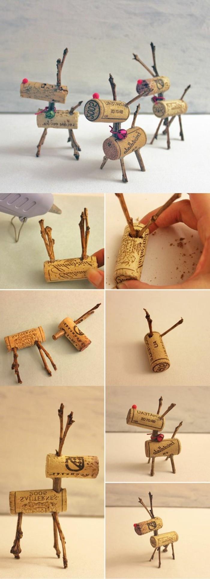 petits-figurines-de-cerfs-idee-deco-noel-a-fabriquer-mignonne-avec-des-bouchons