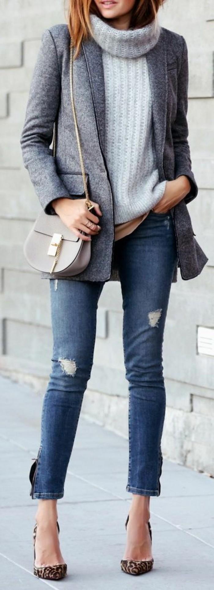 pull-chaud-femme-tendance-automne-hiver-jean-et-manteau-escarpins