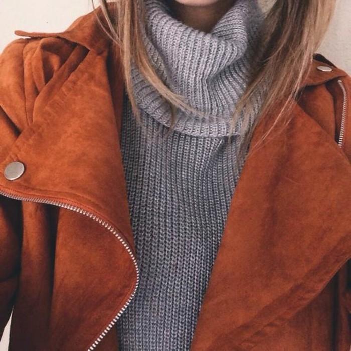 pull-grosse-maille-veste-en-velours-pull-gris