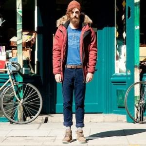Le style HIPSTER Homme – l'art du recyclage en 45 photos