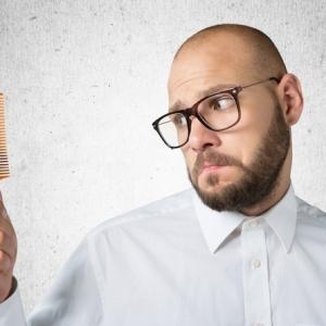 CALVITIE homme & style – 40 exemples pour les futurs chauves