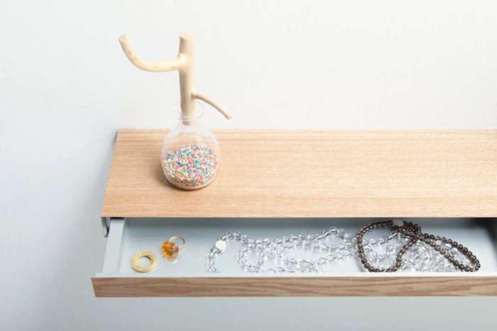 rangement-mural-etagere-tiroir-invisible-flottant-bois-design