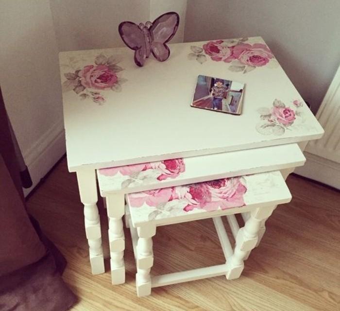 relooker-un-meuble-a-l-aide-de-la-trchnique-du-decopatch-papier-decopatch-a-jolis-motifs-de-roses