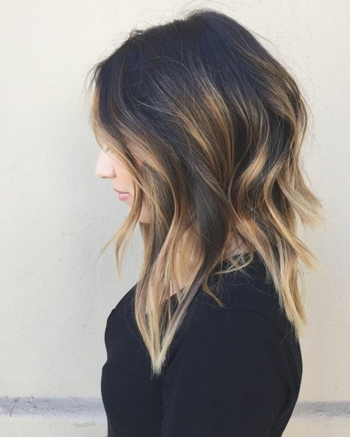 Coupe cheveux degrades