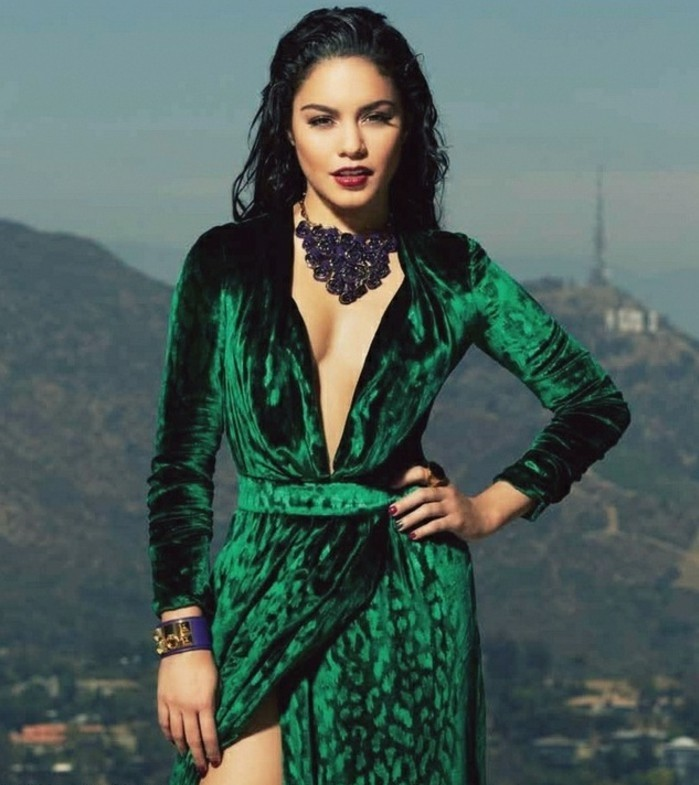 robe-de-chambre-velours-robe-trapeze-verte