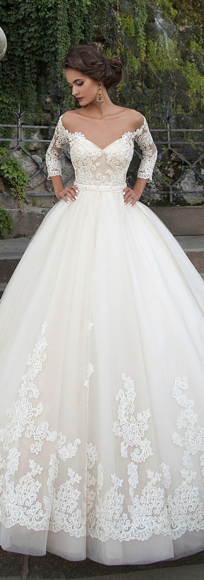robe princesse mariage pour petite fille fashion designs