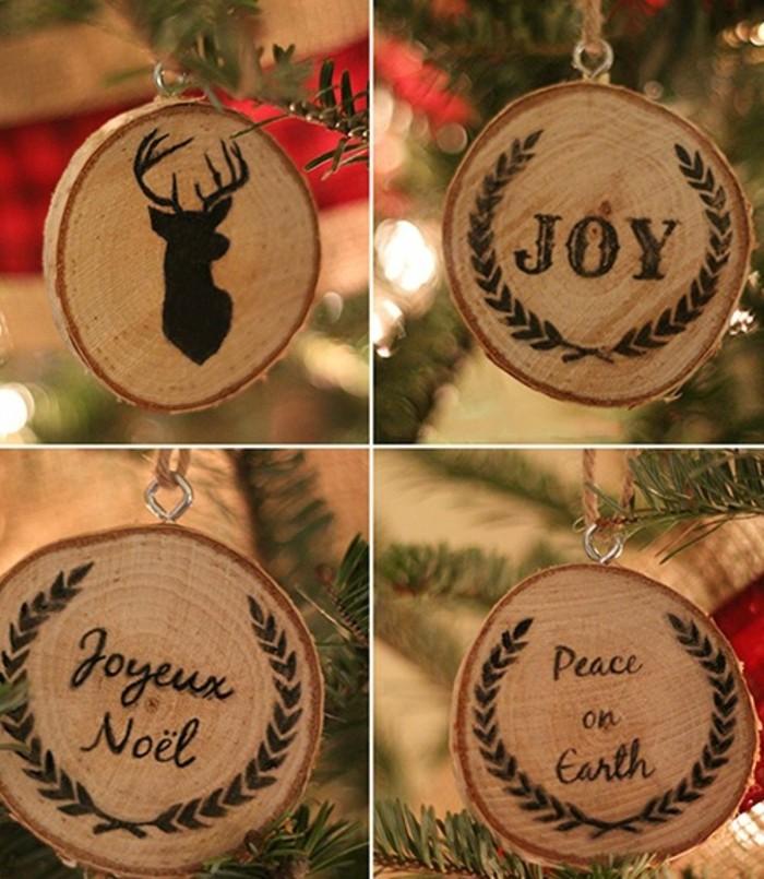 Decoration De Noel Faciles Jolies
