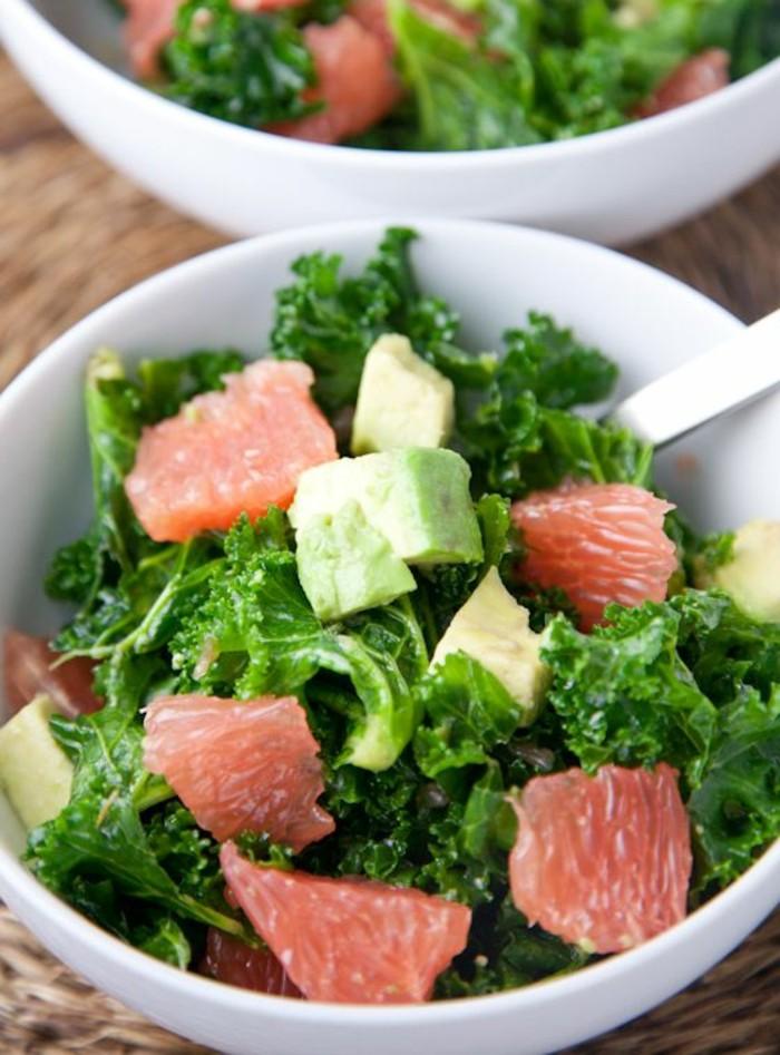 salade-de-pamplemousse-chevre-et-herbes-fraiches