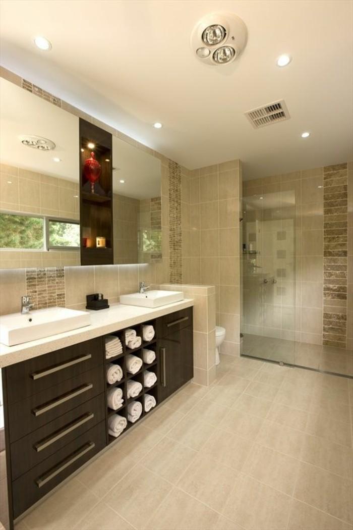 Le chat graphisme presto - Faience salle de bain chocolat beige ...