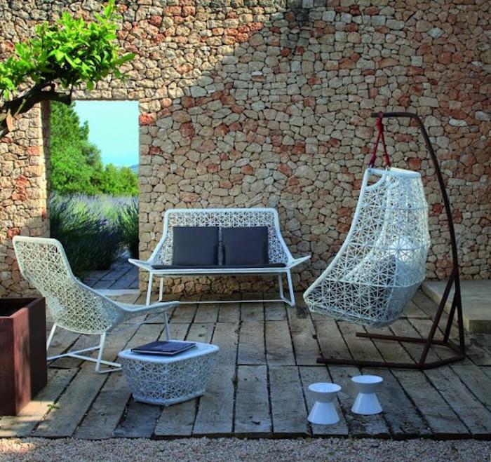 Salon de JARDIN tressé | 44 photos à la croisée des terrasses ...