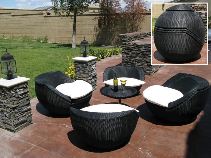 salon-de-jardin-tresse-fauteuil-resine-tressee-design-noir-pliable-modulable-encastrable