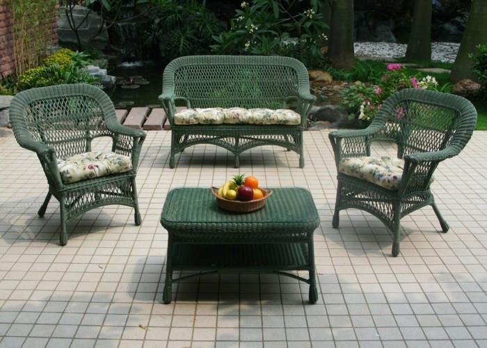 salon-de-jardin-tresse-vert-vintage-table