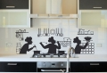 Stickers de cuisine – notre top 10 des idées les plus créatives