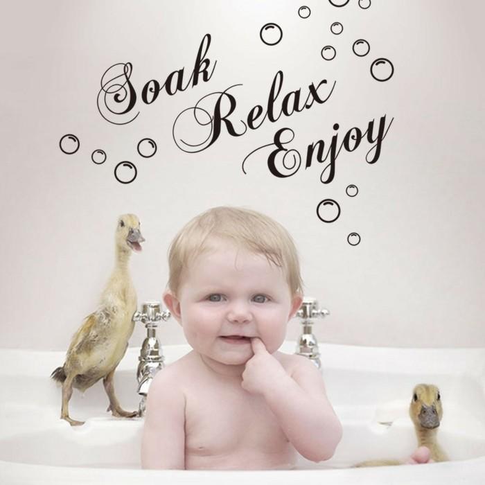 stickers-citations-carrelage-adhesif-salle-de-bain-avec-trois-simple-mots-pour-personnaliser-votre-salle-de-bain