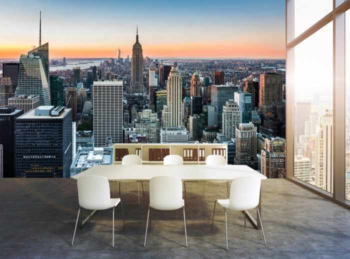 stickers-muraux-new-york-gratte-ciel-de-new-york-poster-geant