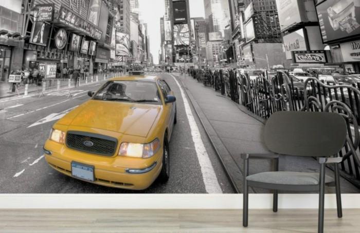stickers-muraux-new-york-poster-mural-en-noir-et-blanc