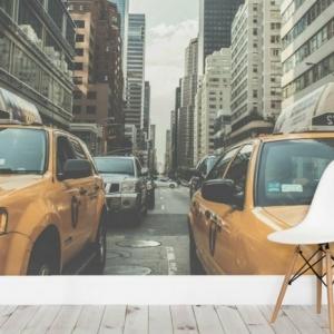 Les stickers muraux new york - des idées spectaculaires pour vos murs