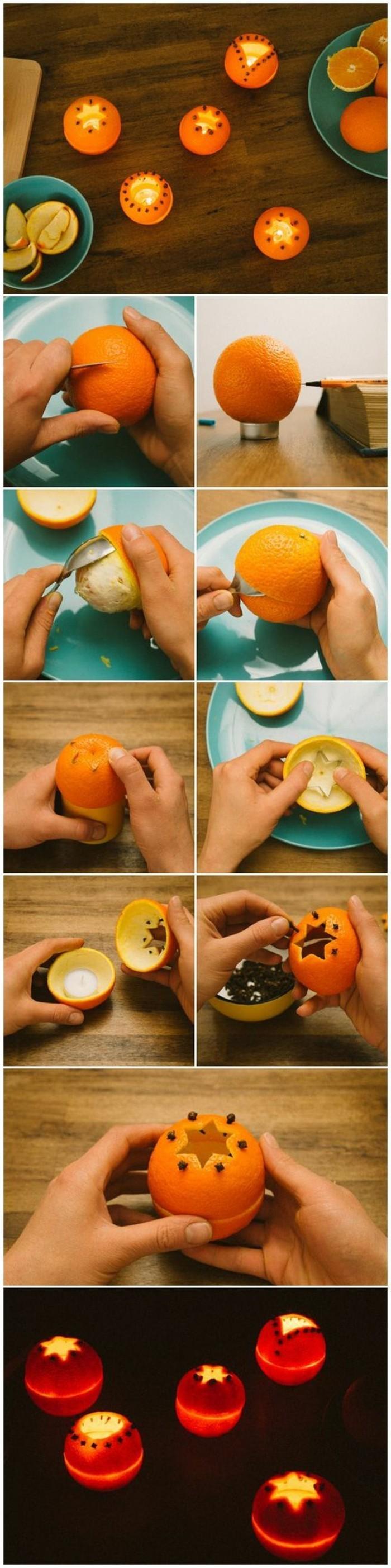 superbe-idee-de-bougeoirs-faits-a-partir-d-oranges-bricolage-noel-facile-a-realiser