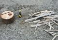 Sapin en bois flotté à fabriquer pour Noël – 56 idées charmantes