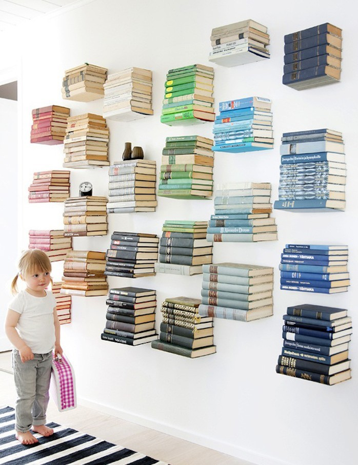 support-mural-etagere-livres-invisible-idee-deco-design