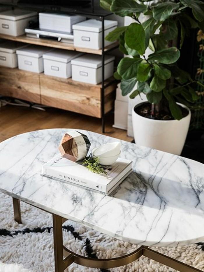 table-a-plateau-marbre-veine-table-de-salon-ovale