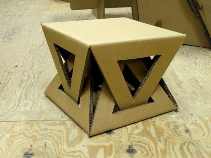 Abat jour en carton abat jour en papier japonais with for Fabriquer meuble japonais